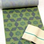 きくちいま オリジナル浴衣コレクション パターン2 緑